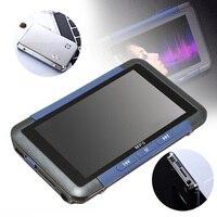 1 UNID 3 ''LCD Delgado Pantalla de Vídeo MP5 Music Media Player FM Grabadora de Radio MP3 MP4 de Alta Calidad 8 GB Azul Mayitr