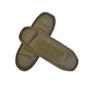 Image 5 - Funda táctica a prueba de balas para Crye JPC AVS CPC, 2 uds., almohadilla de hombro acolchada de 2 pulgadas, portador de placa, TW SP003