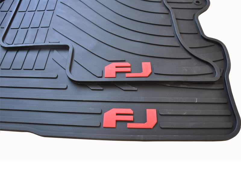 aliexpress : buy waterproof green latex car floor mats for