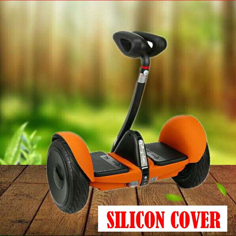 Gummi Schutzhülle Kit Für Ninebot Neun Marke Roller Xiaomi Mini Roller Kleidung Xiaomi Schutz Silizium Weste PüNktliches Timing Home