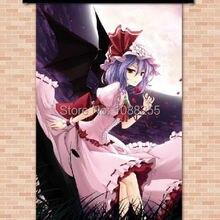 Remilia Scarlet Touhou проект настенный плакат свиток домашний декор японское аниме 03