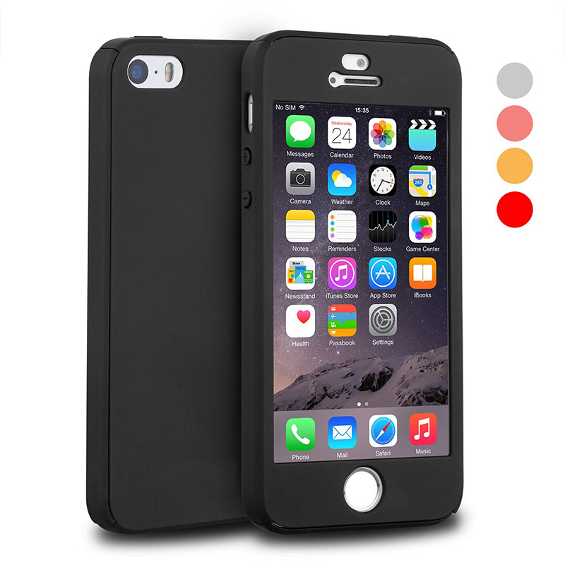 iphone cases 5s for iphone 5 5s with tempered glass 3560