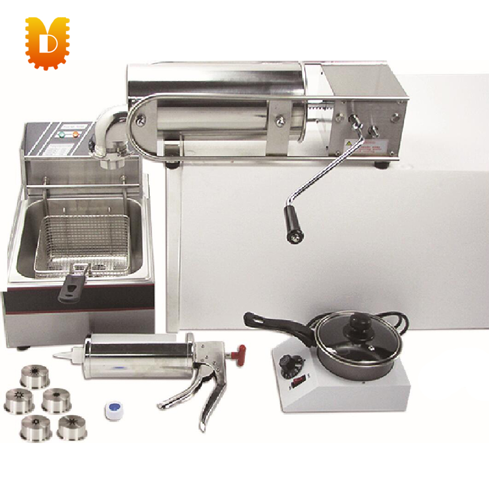 5L churros making machine with fryer churros filling machine chocolate melting machine salter air fryer home high capacity multifunction no smoke chicken wings fries machine intelligent electric fryer