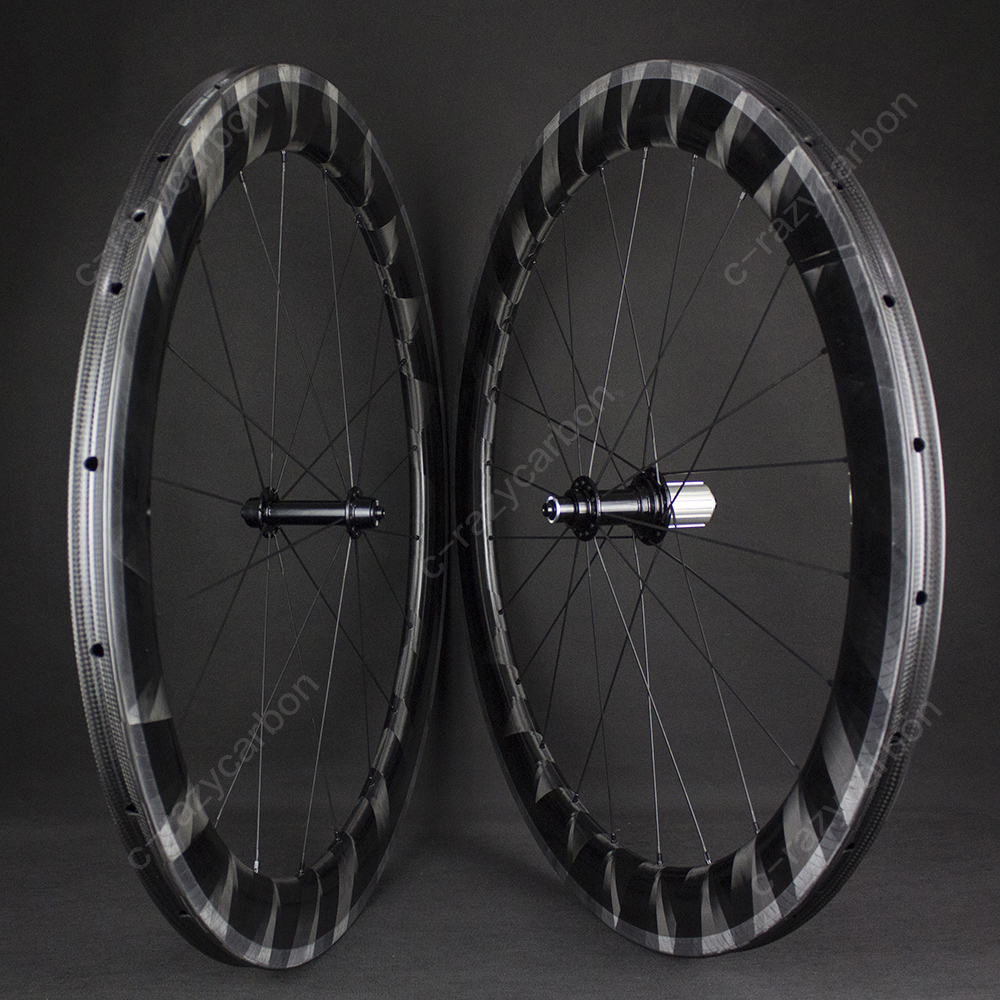 2019 Lightweight X Wheels 60mm Clincher Tubular Wheels Road Bicycle with Pillar Aero Flat Super Light