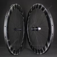 2019 Lightweight Wheels X 60mm Clincher/Tubular Wheels Road Bicycle with Aero Flat Spokes Bitex BX305F/BX305R