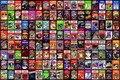 Frete grátis 24x35 polegadas, Atari 2600 Caixa de Arte Do Cartaz, HD Decoração HOME DA PAREDE Personalizado ART PRINT de Seda Papel De Parede sem moldura-520