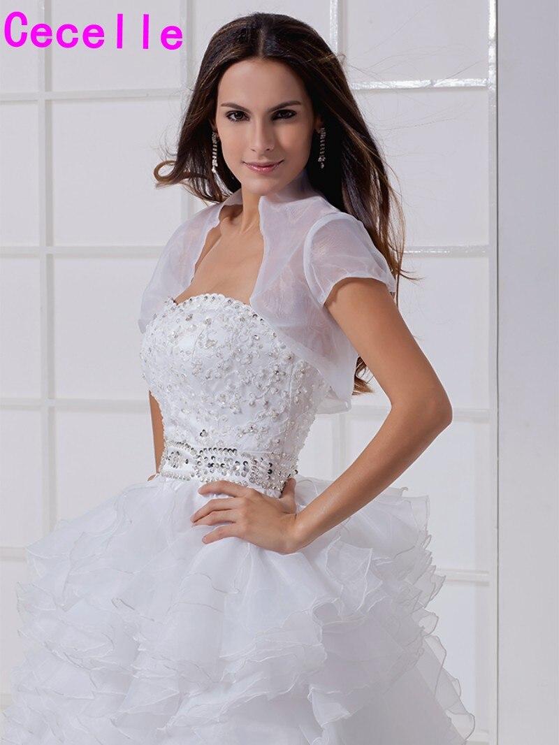 Tolle Brautkleider Jacken Ideen - Hochzeit Kleid Stile Ideen ...