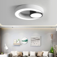 LED Ceiling Lights for Bedroom remote control ceiling lamp meters modern house lighting fixture