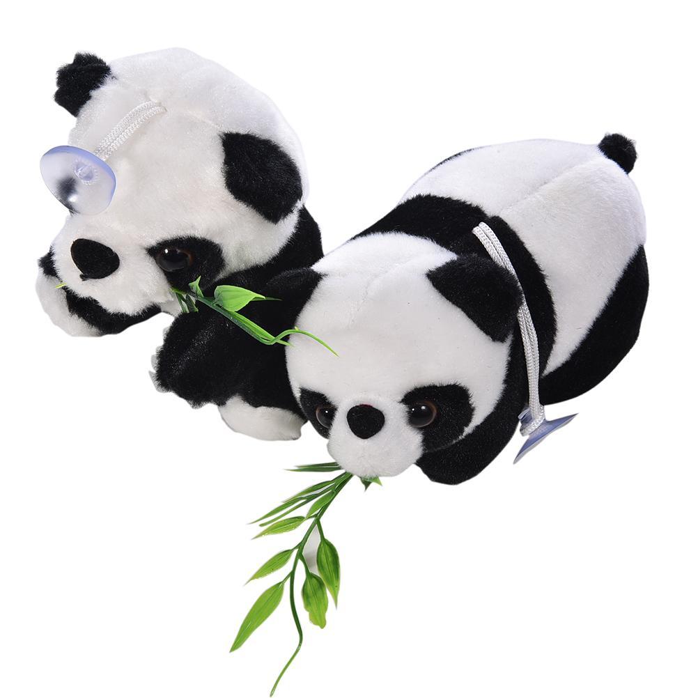 High Grade Cute Lovely 11-16cm Plush Toys Panda Animal Mini Toys Dolls Cartoon Dolls 1pc Neither Too Hard Nor Too Soft Stuffed & Plush Animals Toys & Hobbies