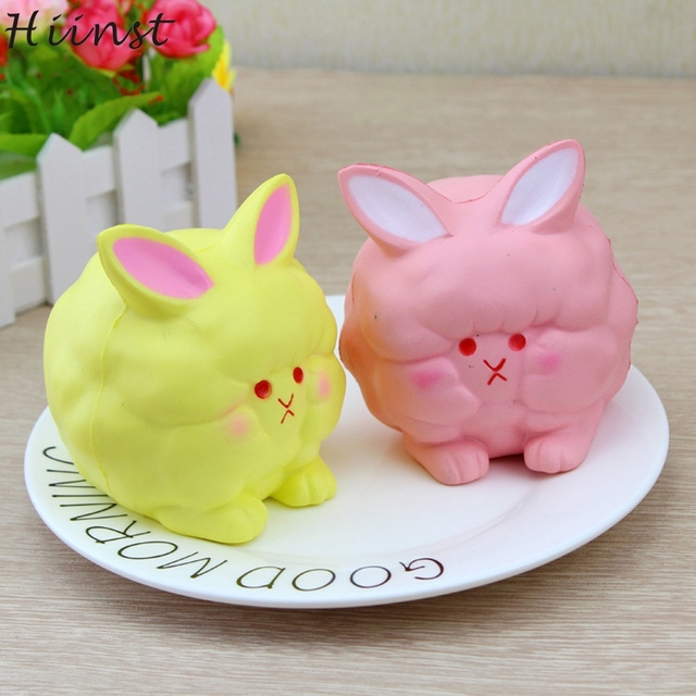 Hiinst funny gift cute creative 2018 squeeze sheep squishy slow hiinst funny gift cute creative 2018 squeeze sheep squishy slow rising decompression toys easter gift phone negle Gallery