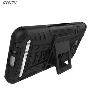 Image 3 - SFor Coque Huawei 社 Y3 II ケース耐衝撃ハード PC シリコーン電話ケース Huawei 社 Y3 II Huawei 社 Y3 II Lua L21 シェル XYWZV