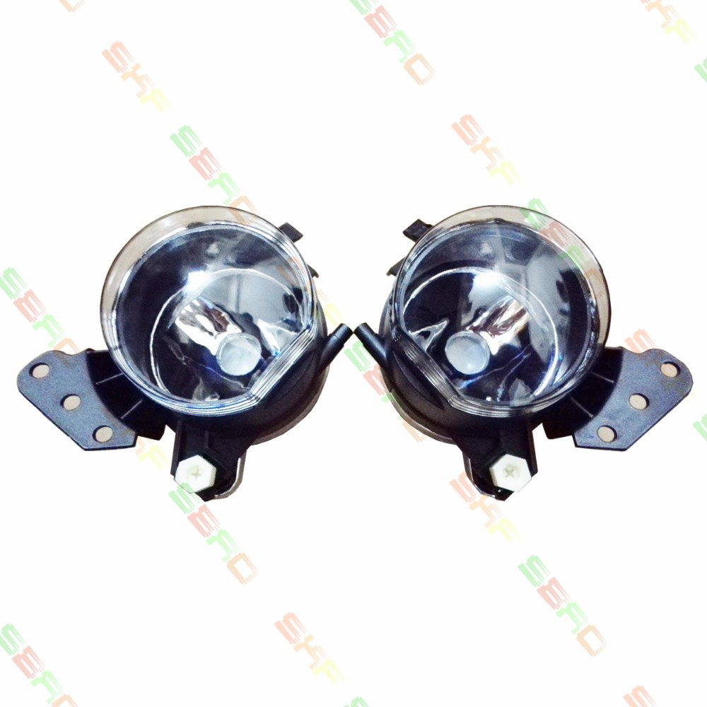 Car styling fog lights  For BMW E90  2005/06/07/08/09/10/11   12 V   1 SET цена 2017