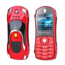С маленький размер студент детская игрушка мини-игры Спорт форма ключа автомобиля palmchat GPRS SOS blacklist модель Мобильный телефон P042