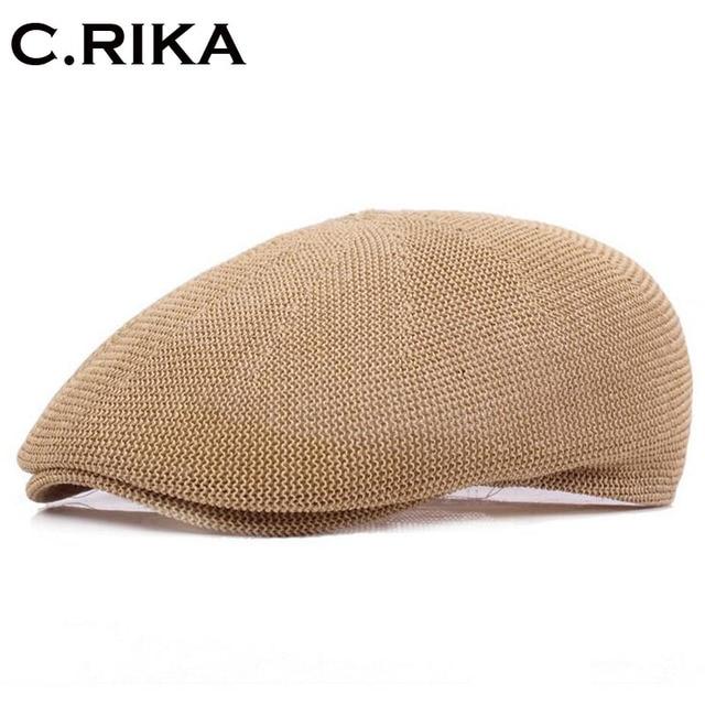 0d3f4e05149d0 Boinas cap Para O Homem verão Panamá Chapéu de Sol Unisex Do Vintage Da  Moda Sólida