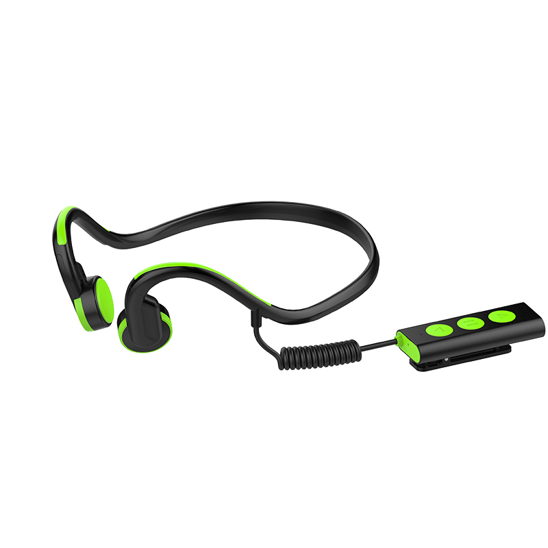 intelligent Wireless Bluetooth Headset Bone Conduction Ear-phones Sports Outdoor for iphone Samsung Xiaomi headphone bluetooth earphone headphone for iphone samsung xiaomi fone de ouvido qkz qg8 bluetooth headset sport wireless hifi music stereo