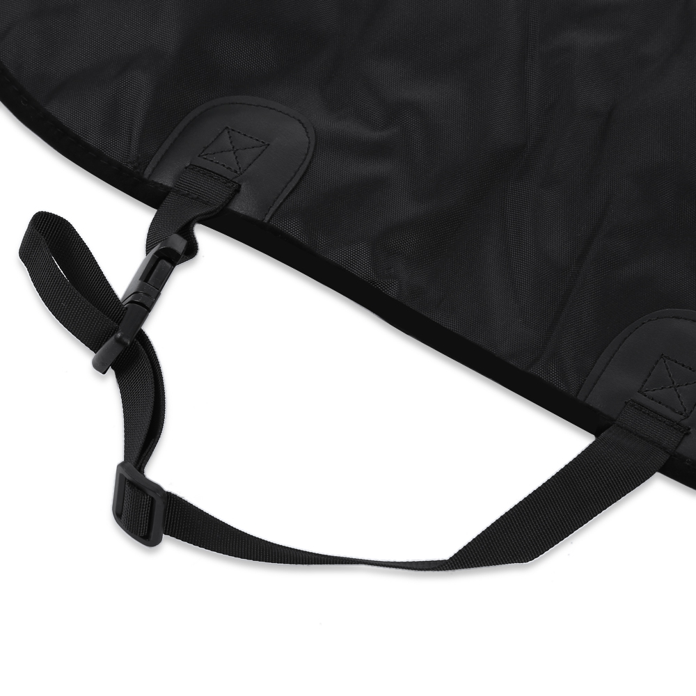 Car Pet Dog Carrier Dog Bag Pet Seat Cushion Rear Bench Back Cover Mat Waterproof Anti-slip Foldable Car Mats Black Hammock #6