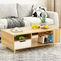 Гостиная деревянная тумба для телевизора одноцветное деревянный шкаф для хранения современный чайный столик Модная отделка под дерево рас