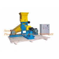 30 2000kg/h floating fish feed pellet machine poultry feed machine with CE approved|Food Processors| |  -