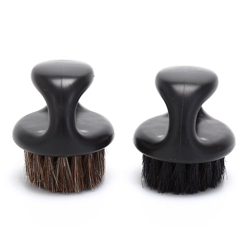 Encantador 1 Pieza De Salón Para Hombres, Aparato De Limpieza Facial Para Barba, Herramienta De Afeitado, Cepillo De Afeitar Para Hombres, Cepillo De Afeitar Para Barbería Con Manejar Para Los Hombres