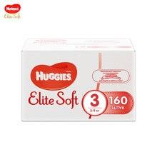 Подгузники Huggies Elite Soft 5-9 кг (размер 3) 160 шт