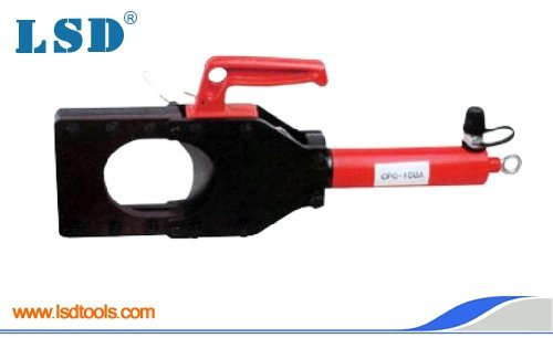 цена на CPC-100A hydraulic cutting tool copper aluminum core armoured cable cutter outforce 9T portable steel wire rope hydraulic cutter
