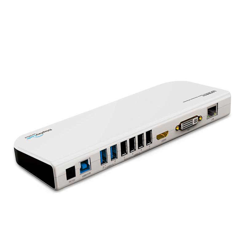Prix pour Chenyang-Câble USB 3.1 Type C USB-C à Station D'accueil Universelle 7 Port HUB & HDMI et VGA & LAN & Audio