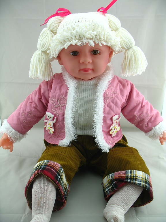 Baby Bonnet Cabbage Patch Hat Baby Wig Hats For Kids Halloween