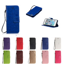 Flip for Apple IPhone 6S Plus Case iPhone 6sPlus Case Phone Solid color Leather Cover for Apple 6 Plus iPhone 6Plus 6S  5.5