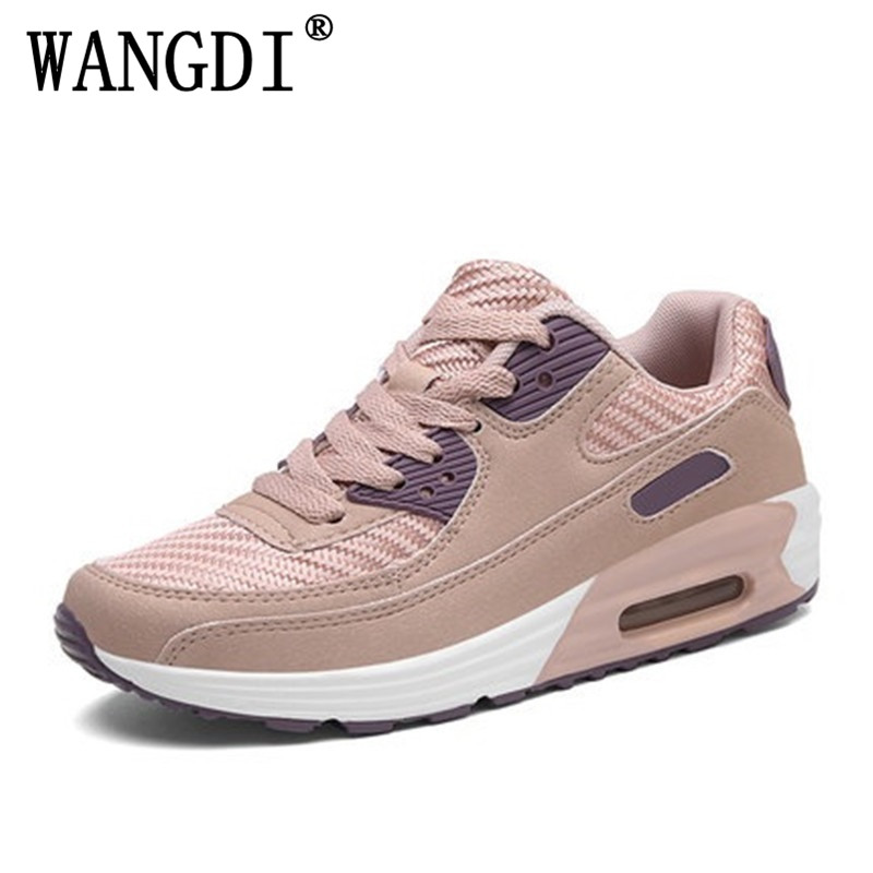 2018 Fashion Women Casual Shoes Summer Comfortable Breathable Mesh Flats Female Platform Shoes Woman Krasovki Tenis Feminino mwy women breathable casual shoes new women s soft soles flat shoes fashion air mesh summer shoes female tenis feminino sneakers