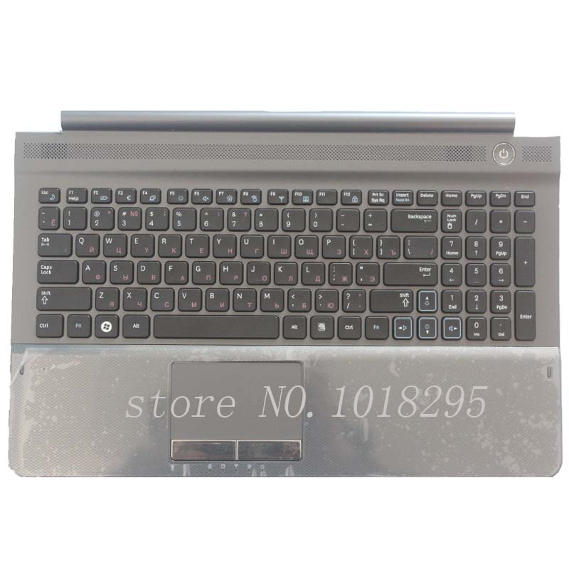 New Russian Keyboard for SAMSUNG RC512 RC510 RC520 RU laptop keyboard With C shell