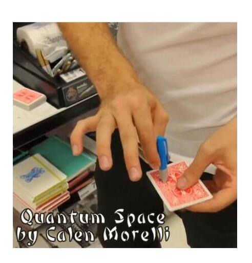 Quantum Space By Calen Morelli Magic