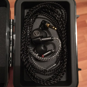 Image 4 - سماعات أذن بديلة ذاتية الصنع تستخدم ككابل سلك توصيل IM لـ Audio Technica ATH im01 im02 im03 im04 im50 im70