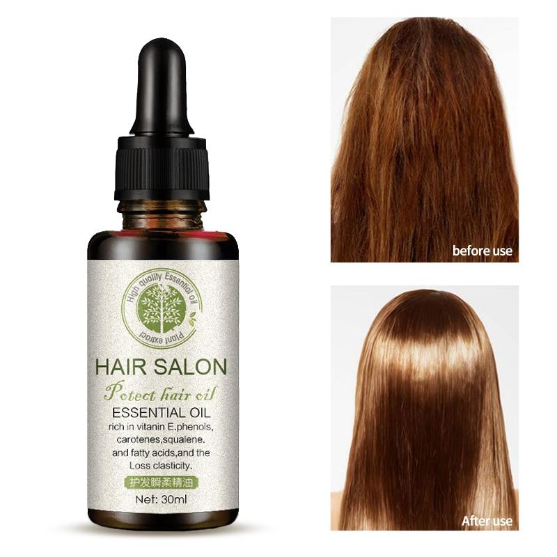 Argan oil Hair Care Hair Growth Essential Oil Essence Original Hair Loss Liquid Health Care Beauty Dense Hairs Grow Serum 4