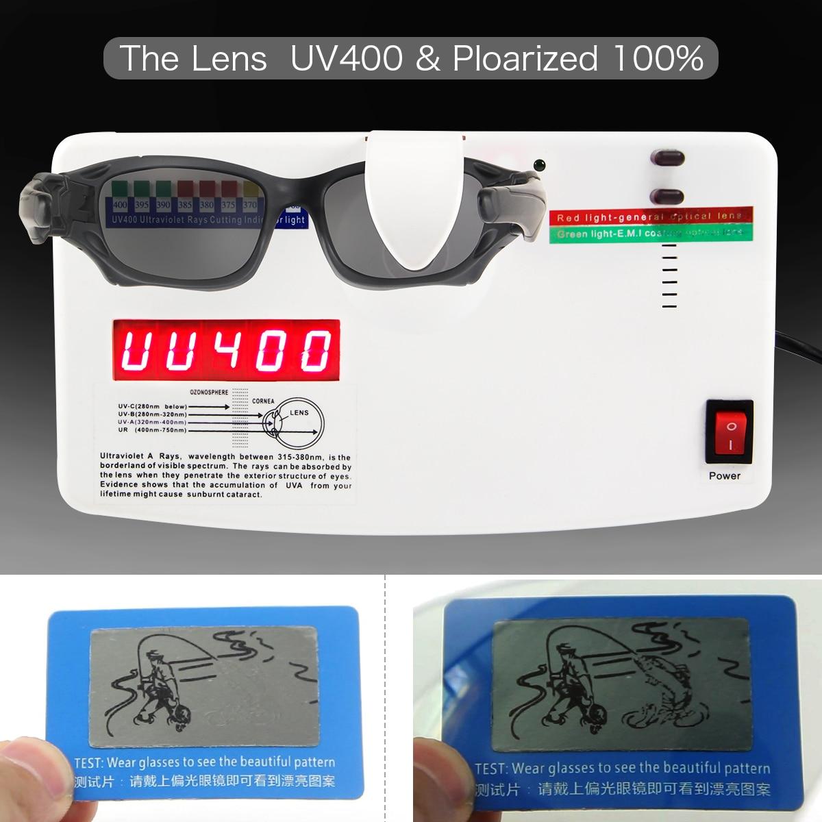 Queshark UV400 UltraLight Men Women Sunglasses Polarized Fishing Glasses Sports Goggles Cycling Climbing Hiking Fishing Eyewear 4