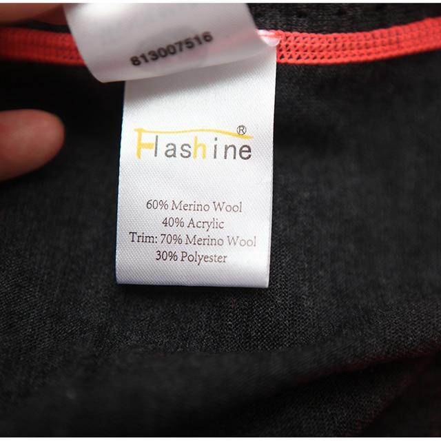 Women's 60% Merino Wool Sports Set Outdoor Hiking Merino Wool Top and Bottom Soft Wicking Breathable Anti-Odor Euro Size 6