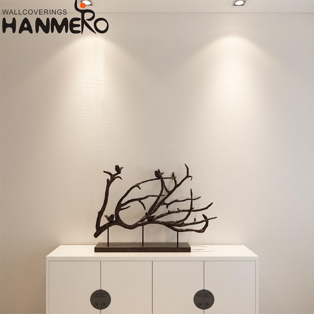 HANMERO Modern Vinyl Wallpaper For Walls Living Room Home