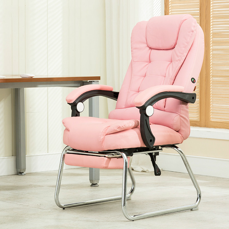 Office Chair Computer Chair Swivel Reclining Boss Chair Multifunction Household Chaise Silla Gamer With Massage Function