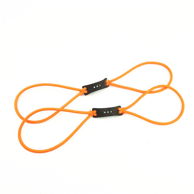 Outdoorhunting 5pcs/lot 1842/1745/2050/3060 type Elastic Catapult Bow Slingshot Rubber Band Hunting Slingshots Accessories 5