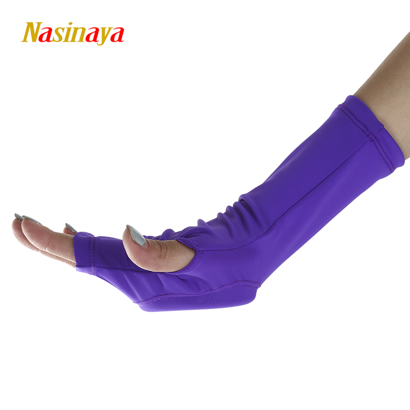 20 Colors Figure Skating Ice Skating Hands Protector Pad Sports Safety Supporter Protective Mat Protection 15mm Customized Size