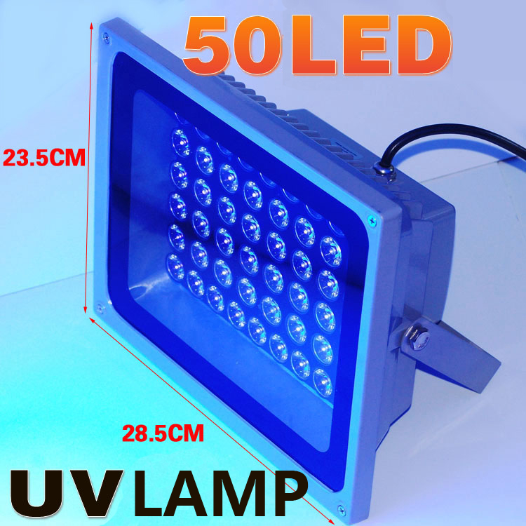 Aliexpress.com : Buy 50LED 395nm 220V UV lamp UV glue ...