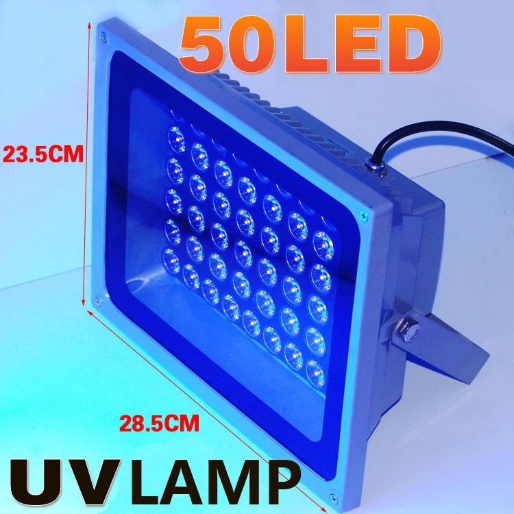 Aliexpress.com : Buy 50LED 395nm 220V UV lamp UV glue