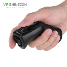 VR SHINECON Bluetooth 3.0 Gamepad Remote Controller for iPhone/Samung/Huawei/Xiaomi Android and iOS Smartphone Portable Gamepads(China)