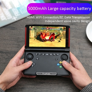 Image 5 - Powkiddy X18 Android 7.0 5.5 Inch Lcd Screen Game Console 2G Ram 16G Rom Classic Video Game Player For Psp Dc Gba Md Arcad