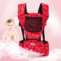 Hombros mochila porta bebé nuevo bebé ergonómico ajustable honda Frontal Frente a la bolsa de canguro bebé Abrazo Bebés Heces Cintura