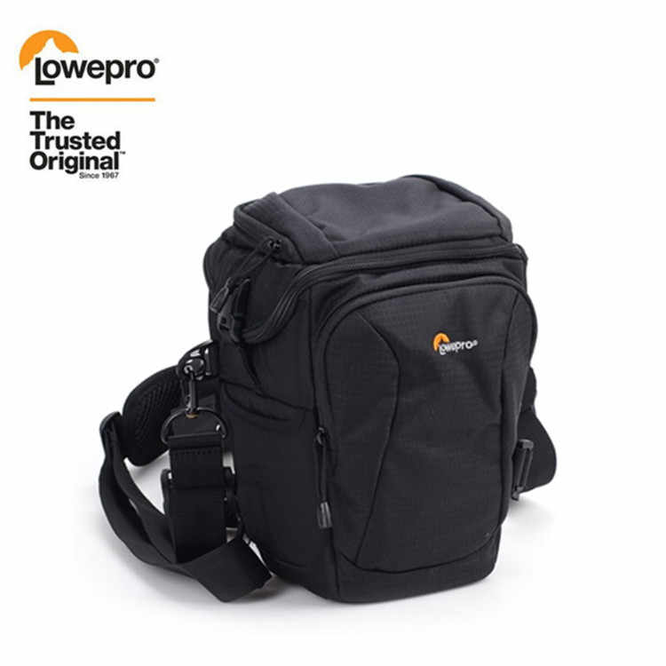 Fast shipping Black Lowepro Toploader Pro 70 AW II Bag for Camera Cases Shoulder Case