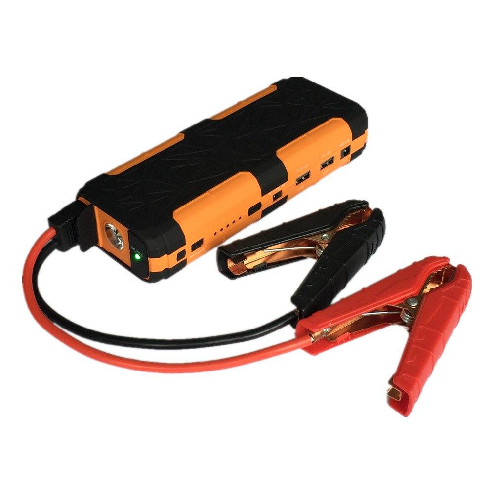Prix pour Super Puissance 20000 mAh Démarreur Voiture De Saut Mini 800A Dispositif de Démarrage puissance Banque Mobile 12 V Voiture Chargeur Pour Batterie De Voiture Booster Buster