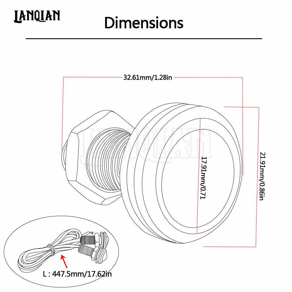 universal motorcycle eagle eye led strobe light lamp daytime running signal lamps for yamaha wr450f wr250r  [ 1000 x 1000 Pixel ]