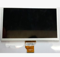 New LCD Display Matrix 9 Inch Tablet Blusens Touch 90B 90W LCD Display Screen Panel Frame