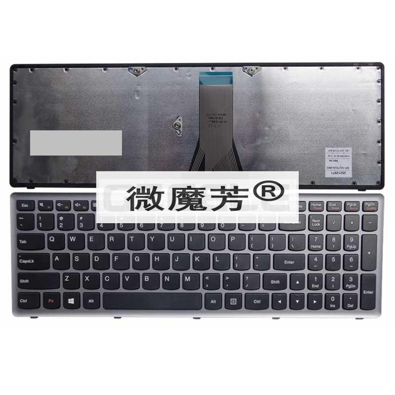 NOUVEAU clavier Pour Lenovo G500C G500S G500H S500 S500C G505s G510S S510p Z510 NOUS clavier d'ordinateur portable (PAS FIT G500)