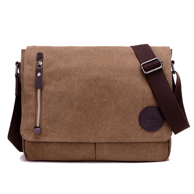 Vintage Men Canvas Messenger Bags Black Travel Bag Male Shoulder Bag  Classical Casual Trunk Unisex Big Handbags d600d0e628c6f